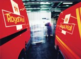 Royal Mail has implemented a vehicle and driver management strategy to improve road safety, drive down fuel consumption and maximize fleet efficiency.